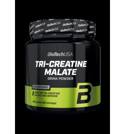BioTech USA Tri Creatine Malate 300 grams