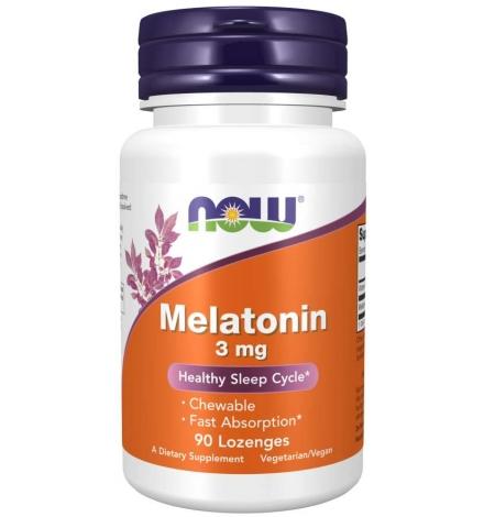 Melatonin 3 mg 90 Lozenges