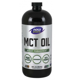 Now Foods MCT Oil 100% Pure 946ml