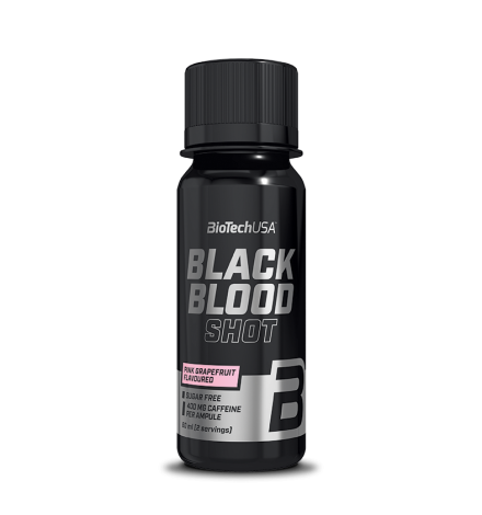 BioTech USA Black Blood Shot 60ml