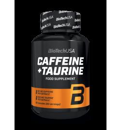 Biotech USA Caffeine & Taurine 60 Caps