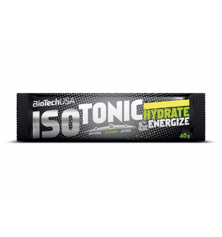 Biotech USA IsoTonic 40g