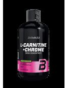 Biotech USA L-Carnitine 70.000+Chrome 500ml
