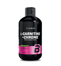 Biotech USA L-Carnitine 70.000+Chrome 500ml