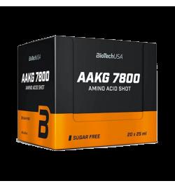 Biotech USA AAKG 7800 Box 20pcs X 25ml
