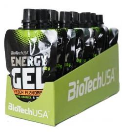 Biotech USA Energy Gels 12 X 60 grams