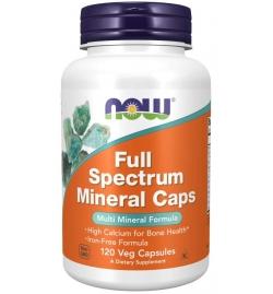 Now Foods Full Spectrum Mineral 120 Caps Veg Capsules