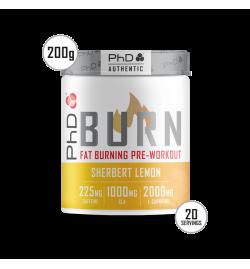 Phd Burn Pre - Workout 200g