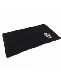 Animal small work out towel 48 x 27 cm - Black