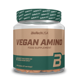 BioTech USA Vegan Amino 300 Tabs