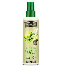 Internation Collection One Cal Spray Olive Oil 190ml