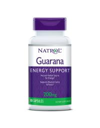 Natrol® Guarana 200mg 90 capsules