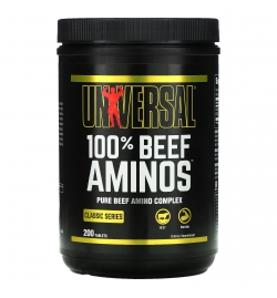 Universal Beef aminos 200 tablets