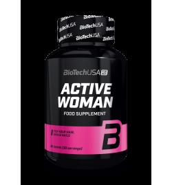 BioTech USA Active Woman 60 tablets