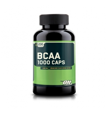 Optimum BCAA 1000 mg 200 Caps