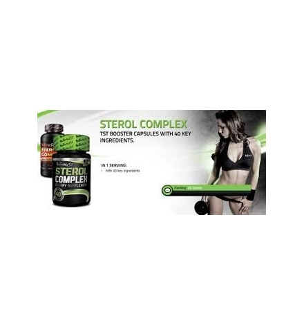 Biotech USA Sterol Complex 60 Tablets