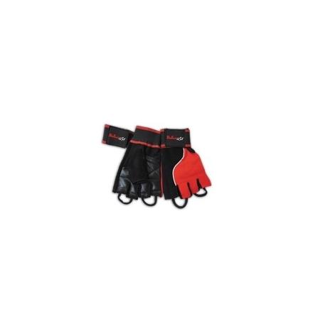 GLOVES MEMPHIS_1 RED/BLACK
