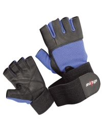 Gloves Alfa Star Art: AS-100/W Black/Blue