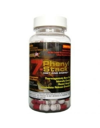 Stacker 7 Phenyl Stack 100 Capsules