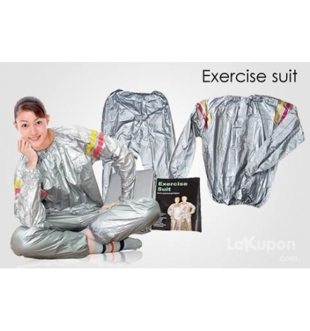 EFFEA EXERCISE SUIT WITH SAUNA EFFECT ART.800